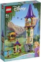 Конструктор Lego Disney Башня Рапунцель / 43187 -