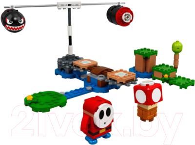 Конструктор Lego Super Mario Огневой налет Билла-банзай / 71366
