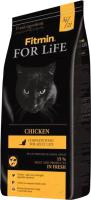 Корм для кошек Fitmin For Life Chicken (400г) -