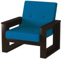 Кресло мягкое Ивару Стикер №1 нераскладной (либерти 38) -
