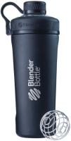 Шейкер спортивный Blender Bottle RRadian Insulated Stainless / BB-RAIS-MABL (матовый черный) -