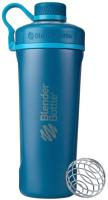 Шейкер спортивный Blender Bottle RRadian Insulated Stainless / BB-RAIS-MABLUE (матовый синий) -