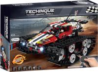 Конструктор управляемый Mould King Technic Скоростной вездеход / 13024 (красный) -