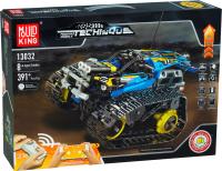 Конструктор управляемый Mould King Technic Скоростной вездеход / 13032 (синий) -