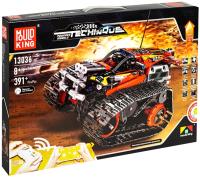 Конструктор управляемый Mould King Technic Скоростной вездеход / 13036 (красный) -