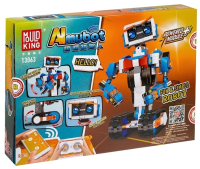 Конструктор управляемый Mould King Technic Робот Al-Mubot / 13063 -