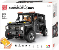 Конструктор управляемый Mould King Technic Mercedes-Benz Gelandewagen G65 / 13070 -