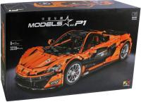Конструктор управляемый Mould King Technic Гиперкар McLaren P1 / 13090 -