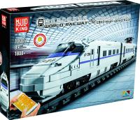 Конструктор управляемый Mould King Technic Высокоскоростной Поезд CRH2 / 12002 -