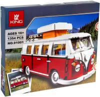 Конструктор Lion King Creator Classic Фольксваген T1 Camper Van / 180105 -