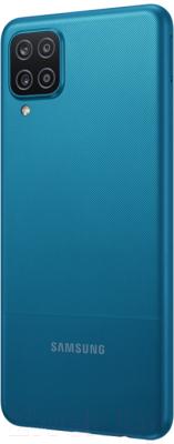 Смартфон Samsung Galaxy A12 64GB / SM-A125FZBVSER (синий)