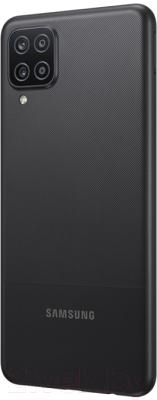Смартфон Samsung Galaxy A12 64GB / SM-A125FZKVSER (черный)
