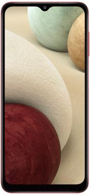 Смартфон Samsung Galaxy A12 64GB / SM-A125FZRVSER (красный)