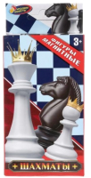 Шахматы Играем вместе Шахматы магнитные / 1704K623-R -