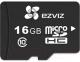 Карта памяти Ezviz microSDHC (Class10) 16GB (CS-CMT-CARDT16G) -