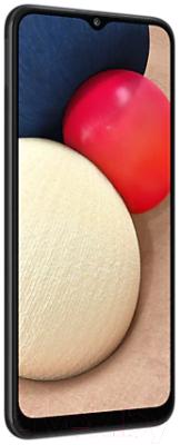 Смартфон Samsung Galaxy A02s / SM-A025FZKESER (черный)
