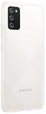 Смартфон Samsung Galaxy A02s / SM-A025FZWESER (белый)