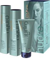 Набор косметики для тела и волос Estel Haute Couture Hydrobalance Шампунь+Маска+Гель для душа (300мл+250мл+200мл) -