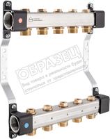 Коллекторная группа KAN-therm InoxFlow серия RVV 2 отвода / 1316161000 -