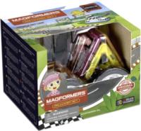 Конструктор магнитный Magformers Rally Kart Set / 707017 (8эл) -