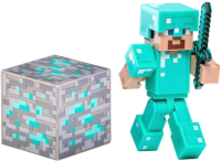 Фигурка Minecraft Diamond Steve / TM16504 -