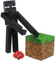 Фигурка Minecraft Enderman. Странник края / TM16500 -
