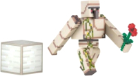 Фигурка Minecraft Iron Golem. Железный голем / TM16511 -