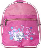 Детский рюкзак Galanteya 12515 / 0с373к45 (светло-розовый/розовый) -