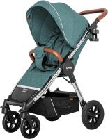 Детская прогулочная коляска Carrello Supra / CRL-5510 (Aqua Green) -