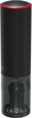 Штопор для вина Prestigio Lugano Smart Wine Opener / PWO102BK (черный)