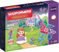 Конструктор магнитный Magformers Princess Set / 704003 (56эл) -