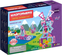Конструктор магнитный Magformers Inspire Designer Set / 704005 -