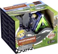 Конструктор магнитный Magformers Rally Kart Set / 707016 (8эл) -