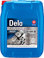 Моторное масло Texaco Delo 400 XLE SAE 10W30 / 804119HOE (20л) -