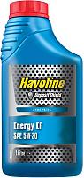 Моторное масло Texaco Havoline Energy EF 5W30 / 801373NKE (1л) -