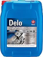 Моторное масло Texaco Delo 400 XLE HD 5W30 / 804157HOE (20л) -
