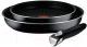 Набор сковородок Tefal Ingenio Black 4181810 -
