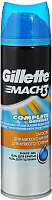 Гель для бритья Gillette Mach3 для мягкого бритья (200мл) -
