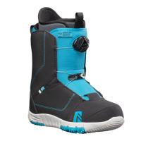 Ботинки для сноуборда Nidecker Micron Black (р.6) -