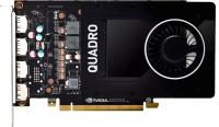 Видеокарта PNY Nvidia Quadro P2200 5GB GDDR5 (VCQP2200-PB) -
