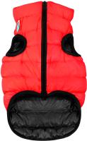 Куртка для животных AiryVest 1589 (XS, красный/черный) -
