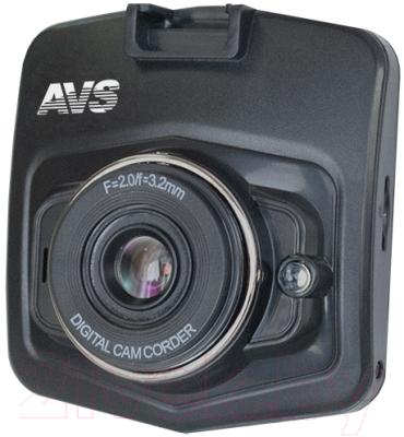Автомобильный видеорегистратор AVS VR-125HD-V2 / A40209S