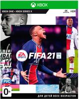 Игра для игровой консоли Microsoft Xbox One Fifa 21 (русская версия) -