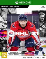Игра для игровой консоли Microsoft Xbox One NHL 21 (русские субтитры) -