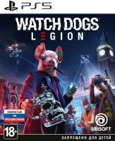 Игра для игровой консоли Sony PlayStation 5 Watch Dogs Legion (русская версия) -