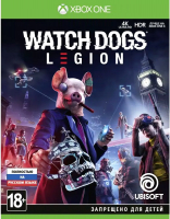 Игра для игровой консоли Microsoft Xbox One Watch Dogs Legion (русская версия) -