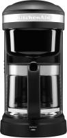Капельная кофеварка KitchenAid 5KCM1208EOB -