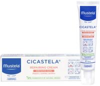Крем детский Mustela Cicastela Восстанавливающий увлажняющий (40мл) -