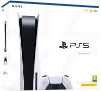 Игровая приставка Sony PlayStation 5 с дисководом Ultra HD Blu-ray (PS719398707) -