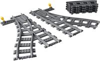 Конструктор Lego City Железнодорожные стрелки / 60238 -